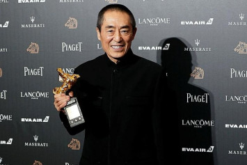 Zhang Yimou finally bags Golden Horse director award