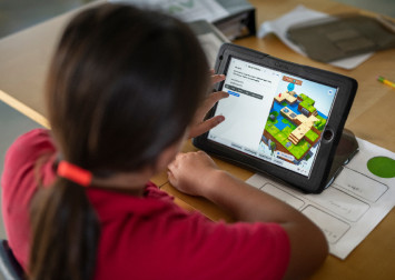 Kids can take part in Coding Lab for Kids at Apple Orchard Road from Dec 1-15