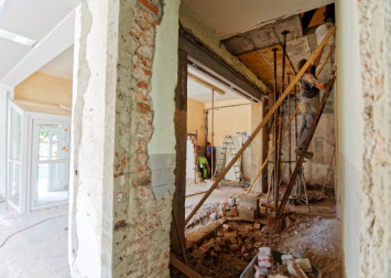 Professional renovation advice: Setting a timeline