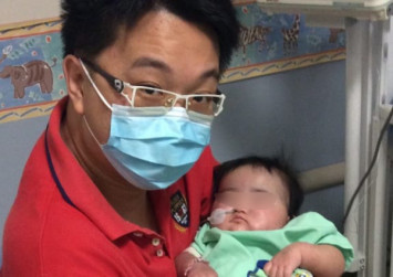 Singapore dad shares the heartbreak of losing his baby to Kawasaki disease