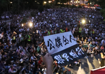 Hong Kong pro-democracy lawmakers arrested as tensions soar