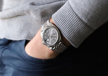 The top 5 luxury watch brands to invest in
