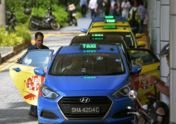 Comfort Taxi fares in Singapore - booking fees, peak hour surcharge and more
