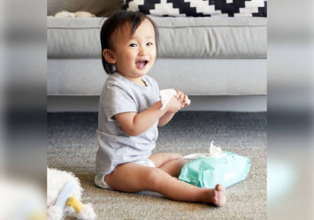 Mother reveals the greatest baby wipe hack you've ever heard