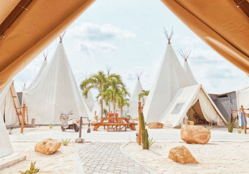10 cheap Bintan resorts for glamping and seaside holidays under $200/night