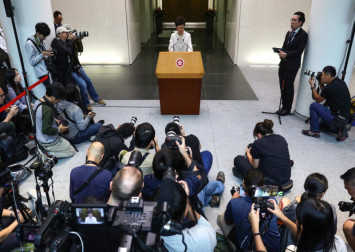 Beijing not holding me accountable for election humiliation: Carrie Lam