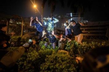 China condemns US Senate measure on Hong Kong rights