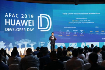 Huawei to match Google's mobile services by 2020 to support more Android apps on its phones