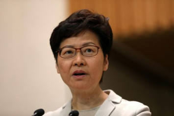 Hong Kong leader Carrie Lam admits vote revealed 'unhappiness' with government, but offers no concessions