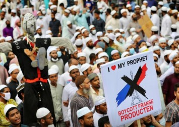 Former al-Qaeda leader in Indonesia warns of attacks on French citizens