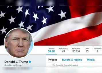 Trump will lose special Twitter protections in January