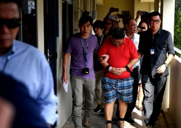 Death penalty for man who murdered pregnant wife, daughter in Woodlands flat