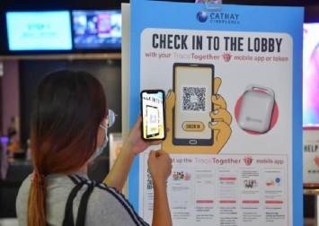 TraceTogether app to be upgraded to allow tourists to do SafeEntry check-ins too