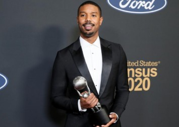 Michael B. Jordan named People magazine's 'sexiest man alive'