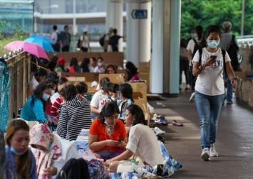 Hong Kong records 73 Covid-19 cases, govt warns situation 'worsening rapidly'