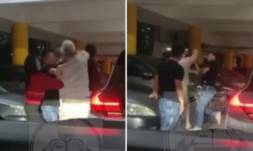 Man goes viral for fighting 3 at Golden Mile Tower, police investigating