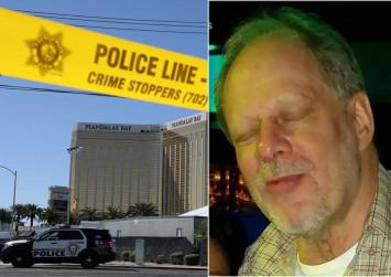 Las Vegas gunman described as well-off gambler and a loner