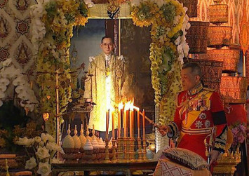 Thai King Bhumibol, late father of a divided nation