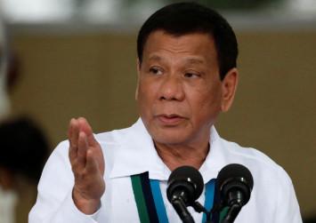 Philippines' Duterte says police must return to drug war