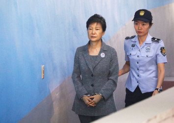 S. Korea's Park Geun Hye jailed for 24 years over corruption
