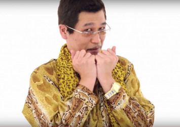 Piko Taro earnings from 'pen pineapple apple pen' equal to 25 years of work
