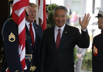 US needs to work with others on North Korea crisis: PM Lee