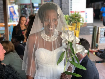 Woman marries herself after being asked when she would tie the knot, have kids