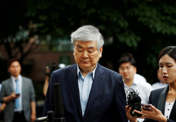 Korean Air chief indicted on embezzlement, other charges: prosecutors