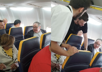 Ryanair under fire for not removing passenger who harassed black woman on flight