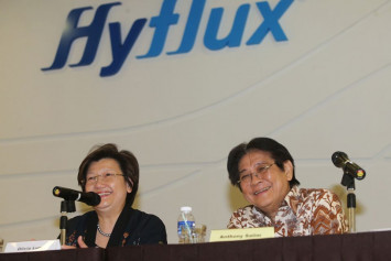 Indonesian white knights offer $530m rescue plan to troubled water treatment firm Hyflux