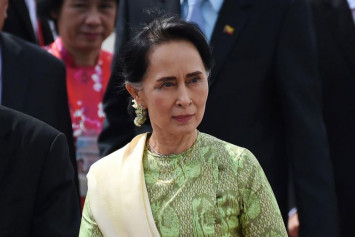 No support for Aung San Suu Kyi: Malaysia PM Mahathir