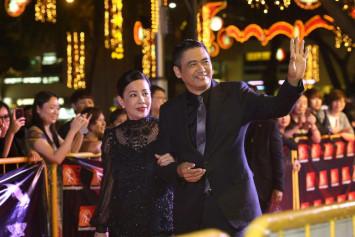 Chow Yun Fat reveals marriage secret