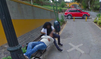 Man divorces cheating wife spotted on Google Maps