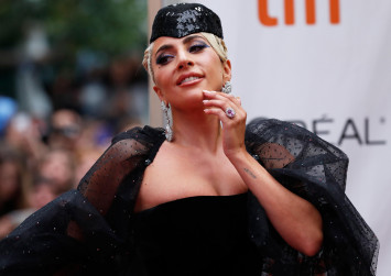 Lady Gaga's engaged to her agent Christian Carino