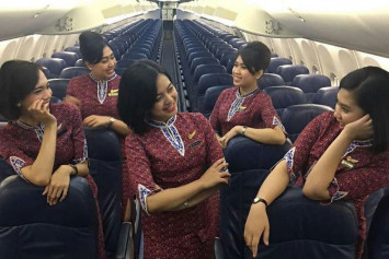Mother of Lion Air JT610 flight attendant tells of 'omen' she saw 2 days before crash