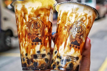 Taiwan's Tiger Sugar bubble milk tea to open at Singapore's Capitol Piazza in early Nov