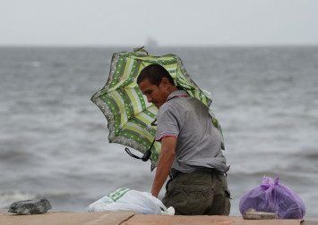 Typhoon Yutu batters Philippines just weeks after Mangkhut