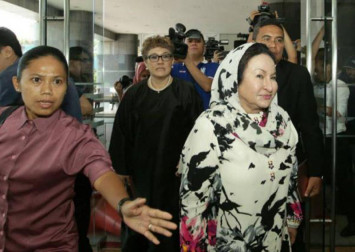 Jho Low likely bought Rosmah's pink diamond necklace