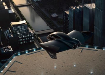 Boeing partners with Porsche to develop electric flying car