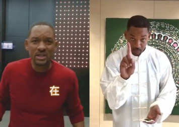 Will Smith just got on Douyin, and Chinese netizens are loving it