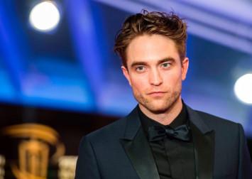 Robert Pattinson hints that he will play a darker Batman