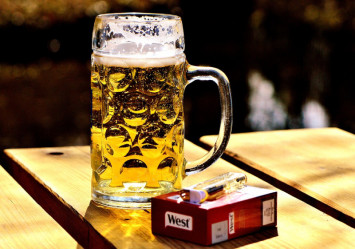 The cost of vice: How expensive are alcohol & cigarettes in the long-run?