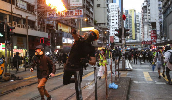 How Hong Kong fell from peaceful marches to violence, destruction and a divided society