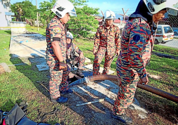 Malaysian boy killed after falling into manhole with cover removed
