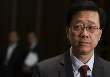 Hong Kong security chief refuses to quit over failure to quell protests
