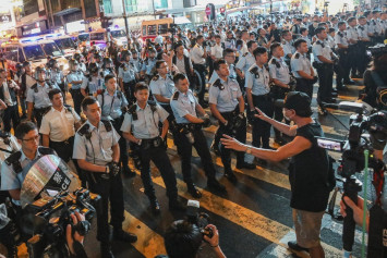 Burglars exploiting Hong Kong protests to strike while police distracted: Force