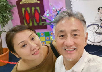 Hong Kong-based Singaporean actor Hugo Ng plans to retire in Penang, where his son was conceived