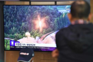 North Korea launches 2 projectiles into sea, Japan and South Korea say