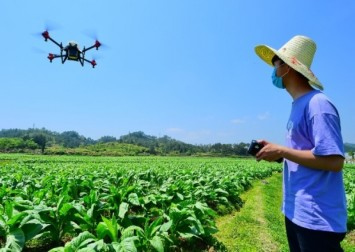 Farming drives demand for drones in China