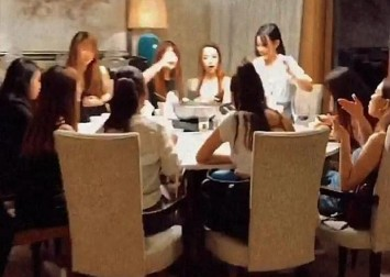 10 seen allegedly partying together at RWS hotel